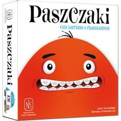 """Recenzja gry """"Paszczaki"""""""