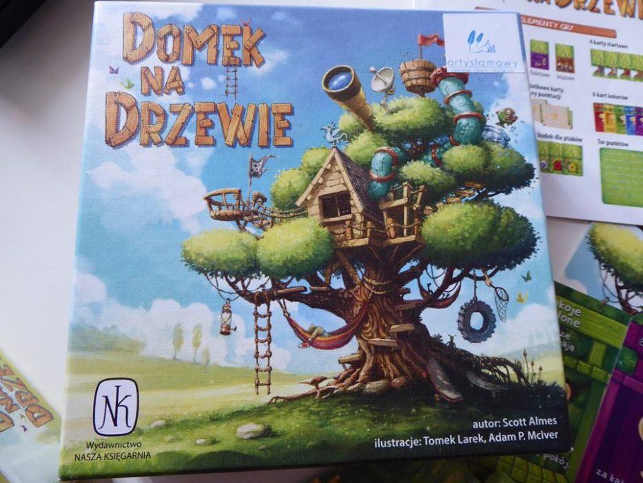 """Recenzja gry """"Domek na drzewie"""""""