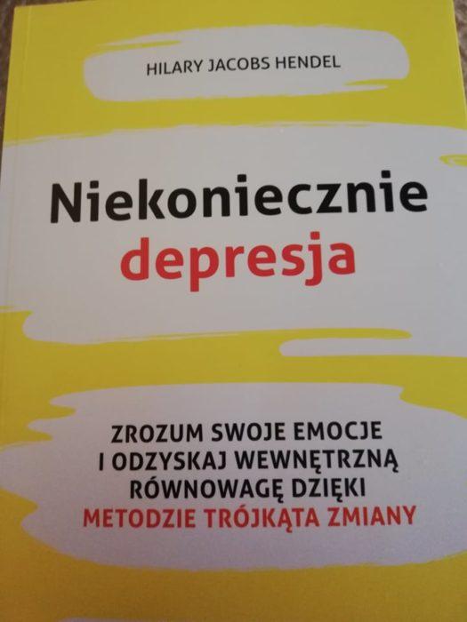 """Recenzja: """"Niekoniecznie depresja"""""""