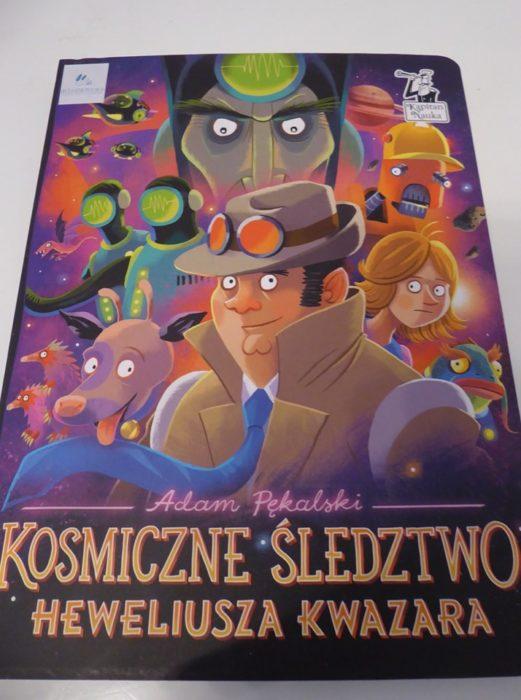 """""""Kosmiczne Śledztwo Heweliusza Kwazara"""""""