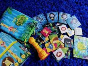 "Recenzja gry ""Jungle Speed Kids"""