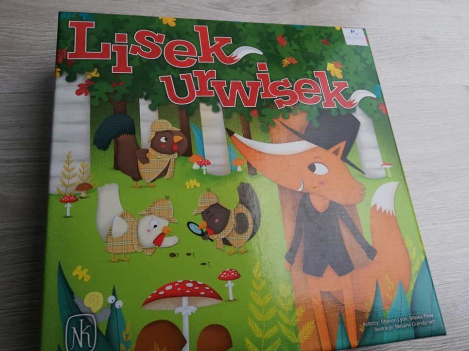 """Recenzja: """"Lisek Urwisek"""""""