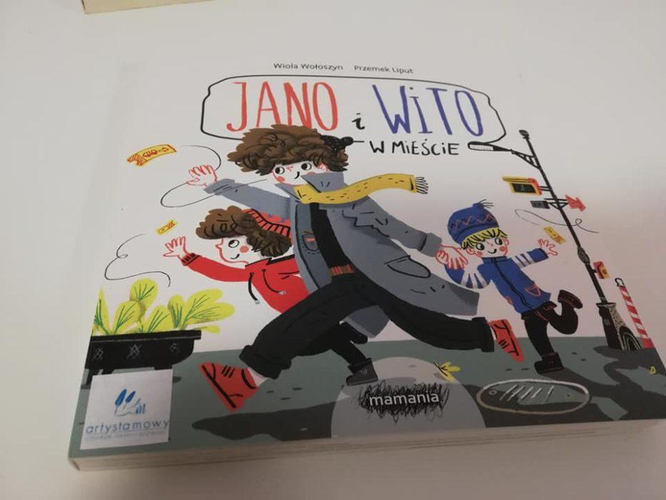 """Recenzja: """"Jano i Wito"""""""