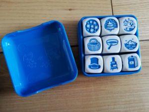 "Recenzja: Story cubes ""Muminki"""