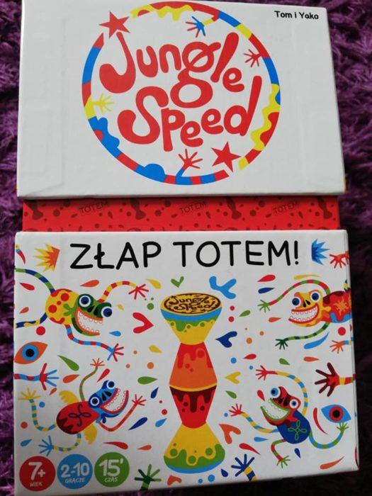 "Recenzja: ""Jungle Speed Kids"""