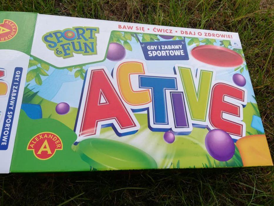 """Recenzja gry """"ACTIVE"""""""