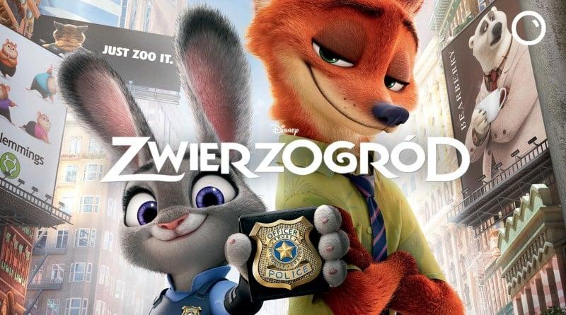 """""""Zwierzogród"""" - godny polecenia film dla dzieci"""