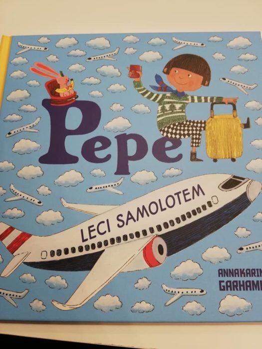 "Recenzja: ""Pepe leci samolotem"""