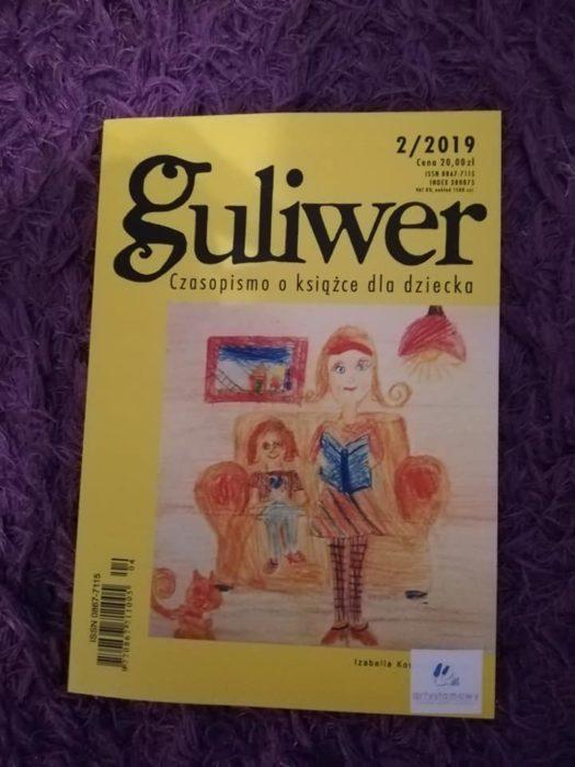 """""""Guliwer"""" z moim artykułem o bajkach"""