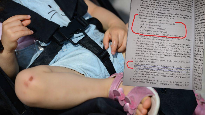 Uważajcie na zachęcające do przemocy wobec dziecka pozycje książkowe