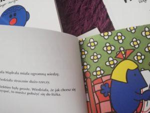 Recenzja: Mini seria książeczek od Egmont
