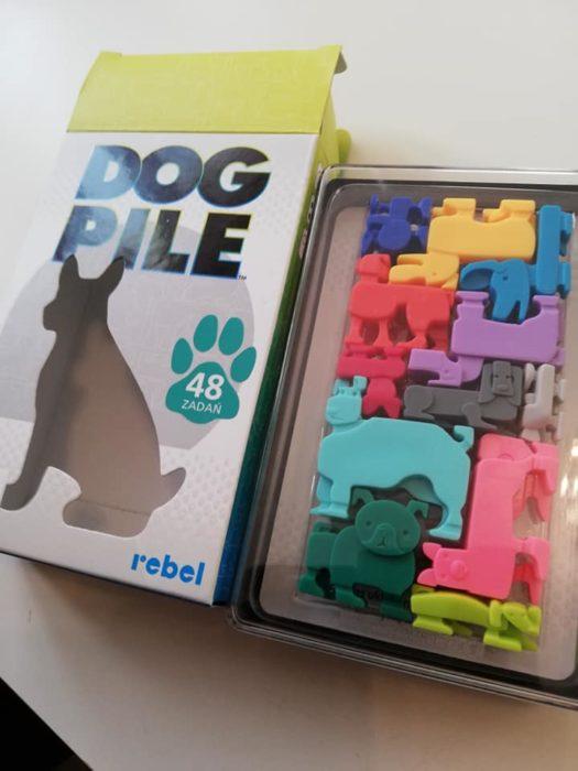 """Recenzja gry """"Dog pile"""""""