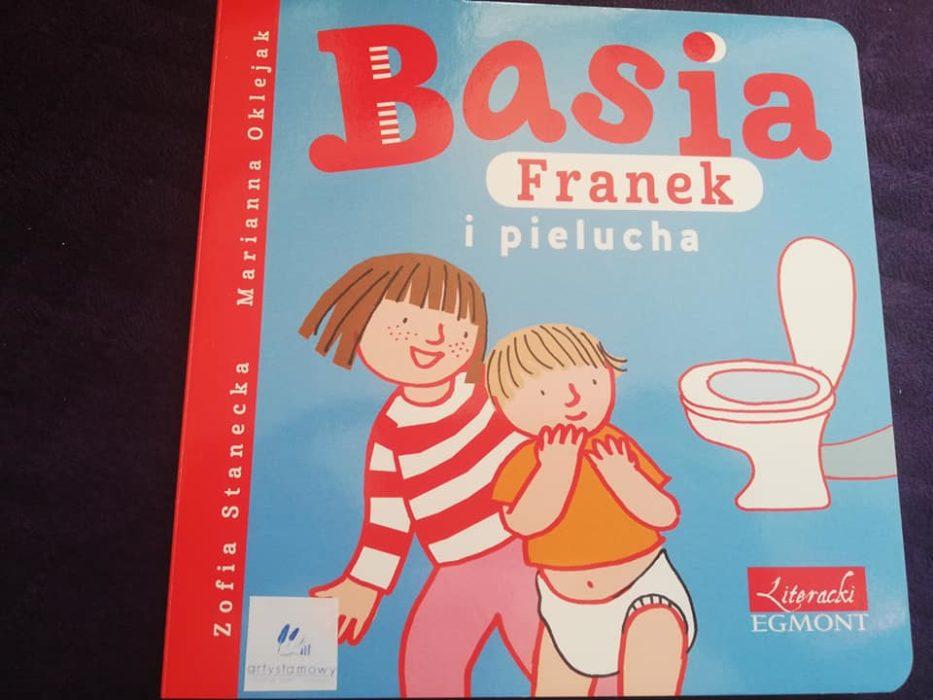 """Recenzja: """"Basia, Franek i pielucha"""""""