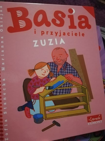 """Recenzja książki """"Basia"""""""