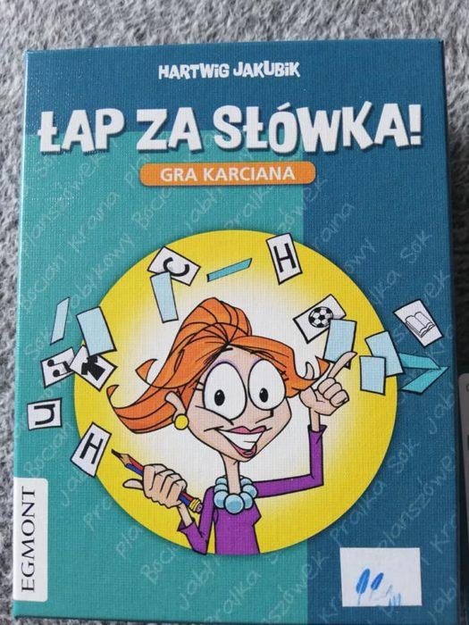 """Recenzja gry: """"Łap za słówka"""""""