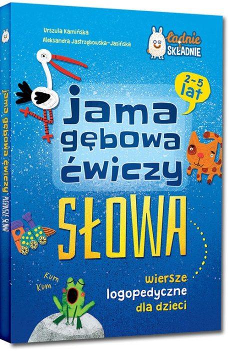 Aleksandra Jastrzębowska-Jasińska - współautorka pozycji dla dzieci