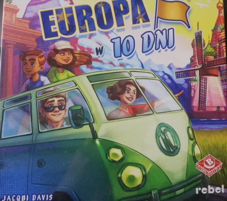 """Recenzja: """"Europa w 10 dni"""""""