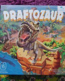 """Recenzja gry: """"DRAFTOZAUR"""""""