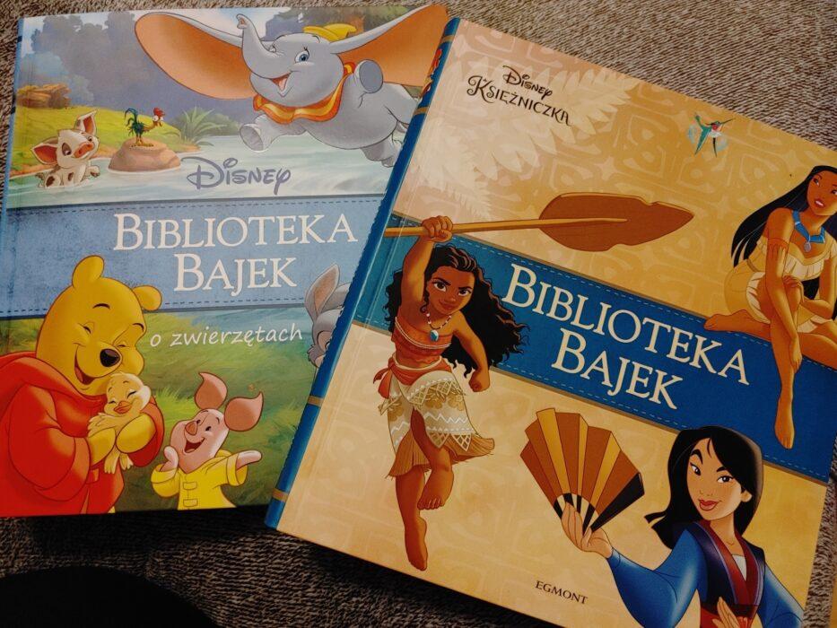 """Recenzja: """"Najpiękniejsze opowieści"""" i """"Biblioteka bajek"""""""
