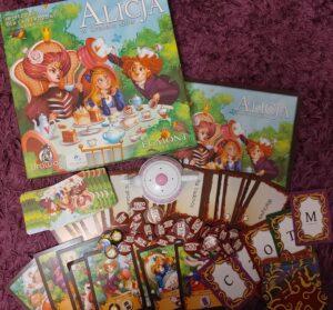 Recenzja gry Alicja w krainie słów
