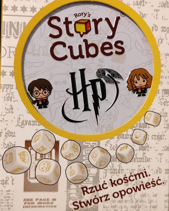 Recenzja Story cubes Harrego Pottera (1)