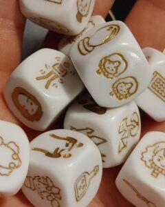 Recenzja Story cubes Harrego Pottera (4)